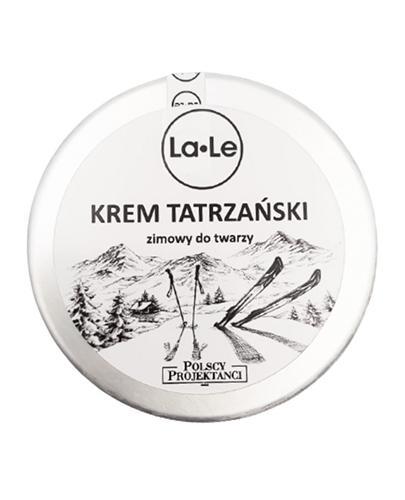 La-Le Krem tatrzański zimowy do twarzy - 100 ml - cena, opinie, stosowanie - Drogeria Melissa