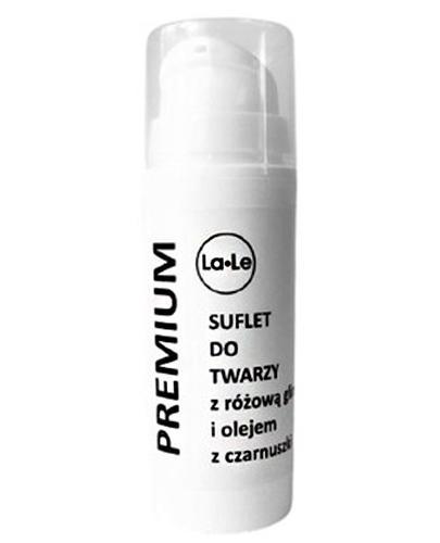 La-Le Suflet do twarzy z zieloną glinką i olejem konopnym - 60 ml - cena, opinie, wskazania - Drogeria Melissa