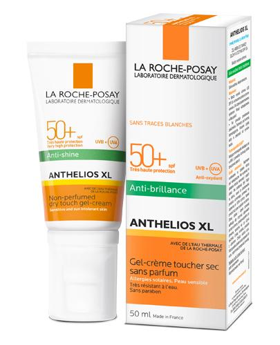 LA ROCHE-POSAY ANTHELIOS Żel-krem SPF50+ - 50 ml - Apteka internetowa Melissa