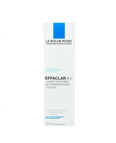 LA ROCHE-POSAY EFFACLAR AI Punktowy preparat na zmiany skórne - 15 ml  - Apteka internetowa Melissa