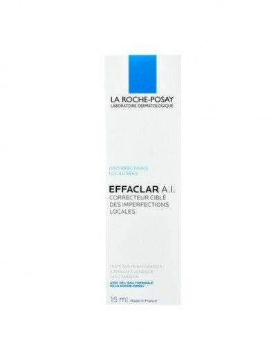 LA ROCHE-POSAY EFFACLAR AI Punktowy preparat na zmiany skórne - 15 ml