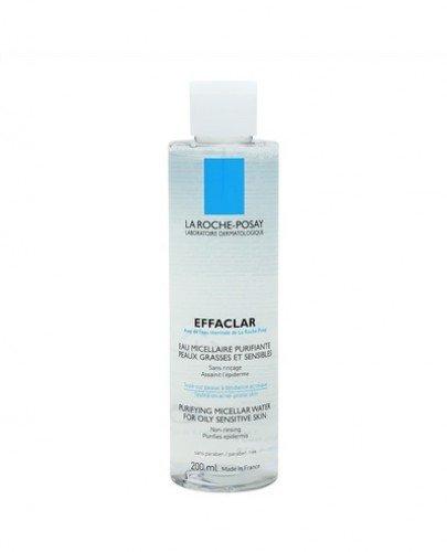 LA ROCHE-POSAY EFFACLAR Woda micelarna do skóry tłustej - 200 ml