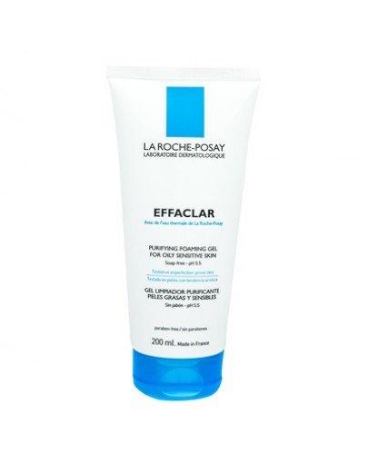 LA ROCHE-POSAY EFFACLAR Żel oczyszczający do skóry tłustej i wrażliwej - 200 ml - Apteka internetowa Melissa