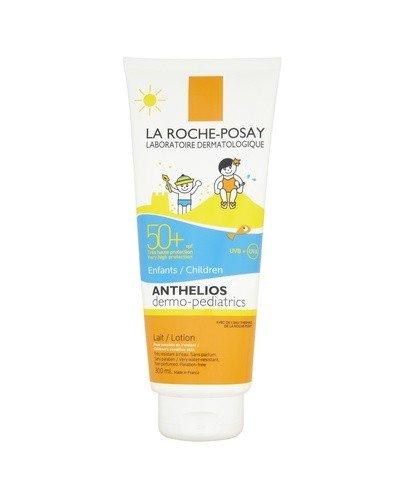 LA ROCHE ANTHELIOS SPF50+  Mleczko dla dzieci - 300 ml - Apteka internetowa Melissa