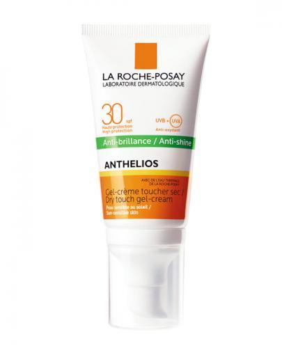LA ROCHE-POSAY ANTHELIOS Żel-krem do twarzy suchy w dotyku SPF30 - 50 ml - Apteka internetowa Melissa