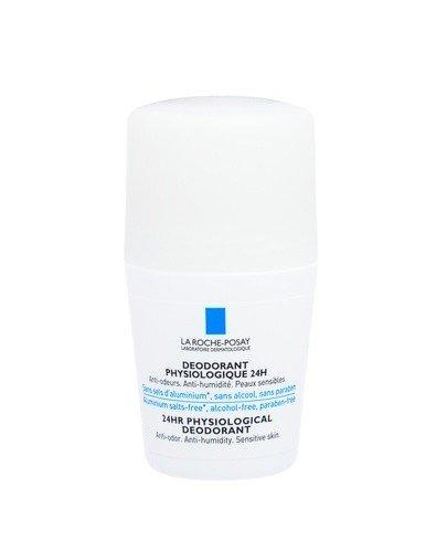 LA ROCHE-POSAY PHYSIOLOGIQUE Fizjologiczny dezodorant w kulce 24h - 40 ml - Apteka internetowa Melissa