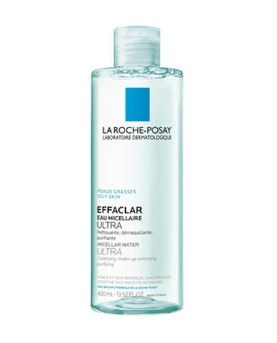 LA ROCHE-POSAY EFFACLAR Płyn micelarny ultra - 400 ml