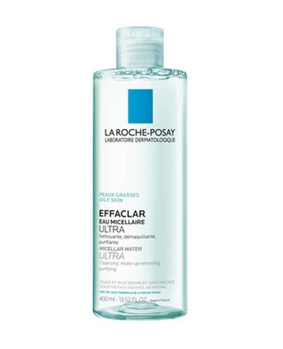 LA ROCHE-POSAY EFFACLAR Płyn micelarny ultra - 400 ml - cena, opinie, właściwości