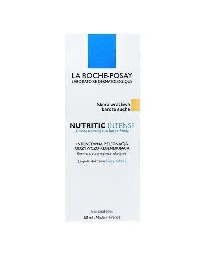 LA ROCHE-POSAY NUTRITIC INTENSE Krem do cery suchej - 50 ml
