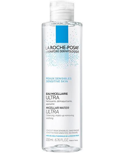 LA ROCHE-POSAY Płyn micelarny do demakijażu - 200 ml