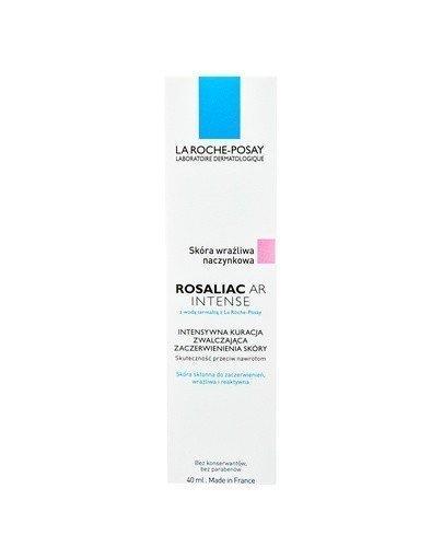 LA ROCHE-POSAY ROSALIAC AR INTENSE Intensywna pielęgnacja dla skóry skłonnej do zaczerwienienia - 40 ml
