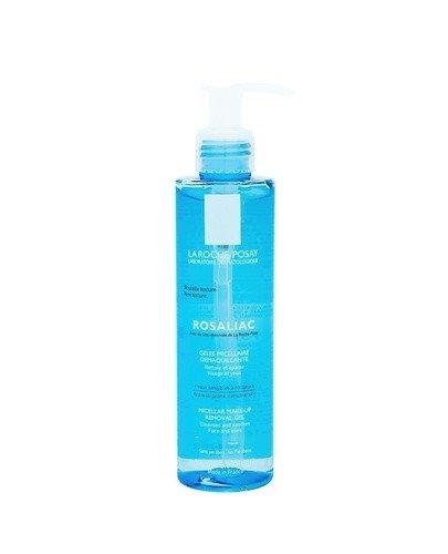 LA ROCHE ROSALIAC Żel do oczyszczania twarzy i oczu do cery naczynkowej - 195 ml - Apteka internetowa Melissa