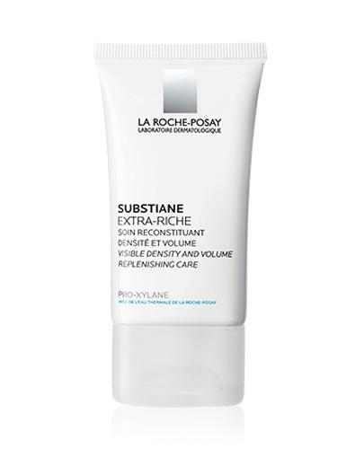 LA ROCHE-POSAY SUBSTIANE EXTRA-RICHE Odbudowująca pielęgnacja przeciwstarzeniowa dla skóry suchej i bardzo suchej - 40 ml