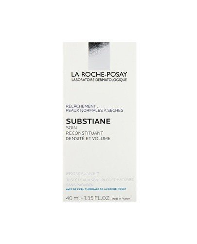 LA ROCHE-POSAY SUBSTIANE Odbudowujący krem przeciwstarzeniowy skóra normalna i sucha - 40 ml