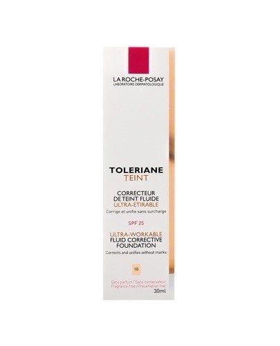 LA ROCHE-POSAY TOLERIANE TEINT Podkład korygujący odcień 10 - 30ml
