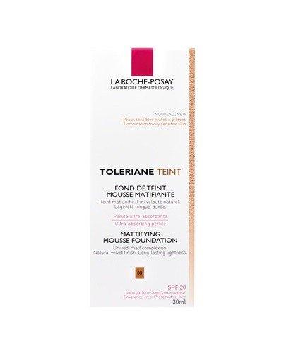 LA ROCHE-POSAY TOLERIANE TEINT 03 Matujący podkład w musie - 30 ml