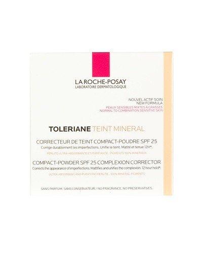 LA ROCHE-POSAY TOLERIANE TEINT MINERAL Puder mineralny w kamieniu SPF25 11 - 9,5 g - Apteka internetowa Melissa