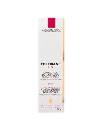 LA ROCHE TOLERIANE TEINT 11 Podkład koloryzujący - 30 ml - Apteka internetowa Melissa