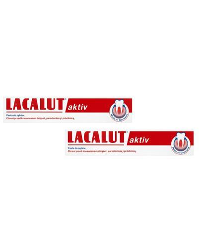 LACALUT AKTIV - 2x75 ml