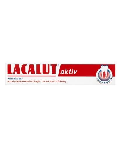 LACALUT AKTIV - 75 ml - Apteka internetowa Melissa