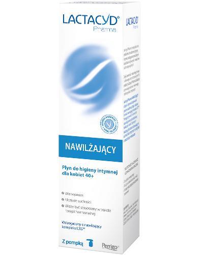 LACTACYD PHARMA Płyn ginekologiczny nawilżający - 250 ml  - Drogeria Melissa