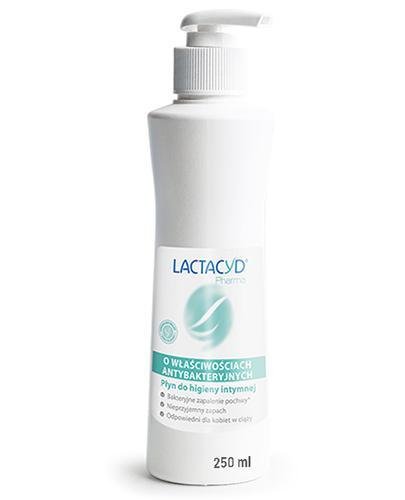 LACTACYD PHARMA Płyn ginekologiczny ochronny - 250 ml  - Drogeria Melissa