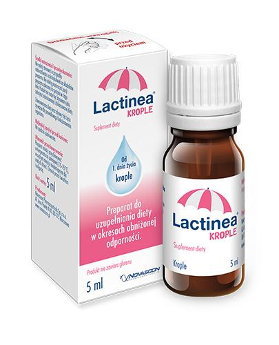 LACTINEA Krople - 5 ml - Apteka internetowa Melissa