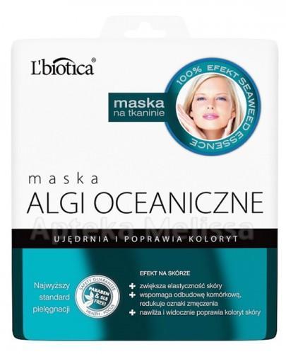 LBIOTICA Maska algi oceaniczne - 23 ml - Apteka internetowa Melissa