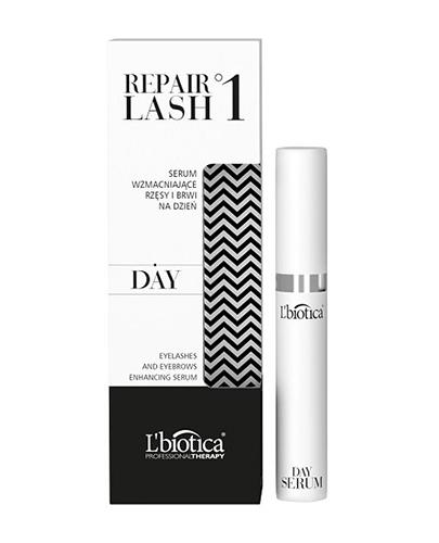 LBIOTICA REPAIR LASH 1 Aktywne serum do rzęs na dzień - 7 ml
