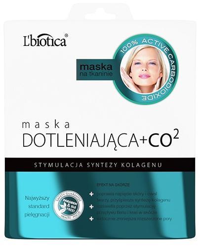 LBIOTICA Maska dotleniająca + CO2 - 23 ml  - Apteka internetowa Melissa