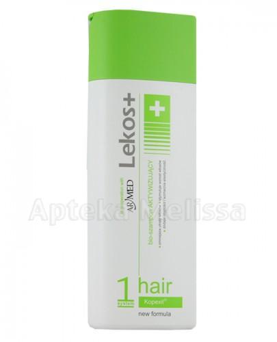 LEKOS+ Bio-szampon aktywizujący - 200 ml  - Apteka internetowa Melissa