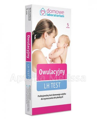 HYDREX LH Test owulacyjny - 5 szt. - Apteka internetowa Melissa