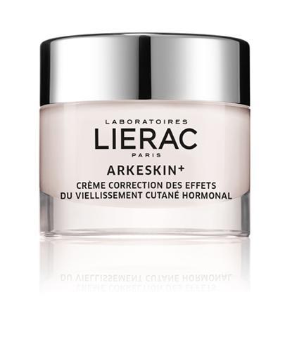 LIERAC ARKESKIN+ Komfortowy krem korygujący objawy starzenia hormonalnego - 50 ml - Apteka internetowa Melissa