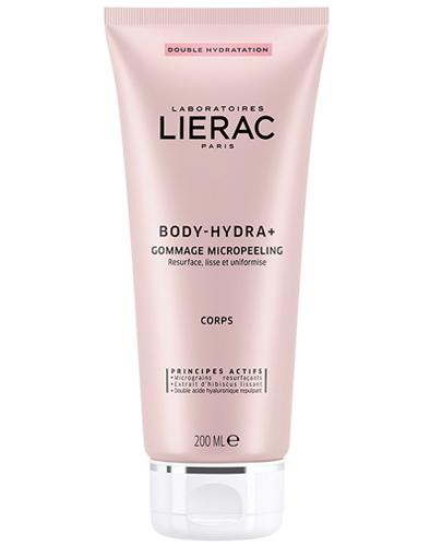 LIERAC BODY-HYDRA+ Mikropeeling - 200 ml - Drogeria Melissa