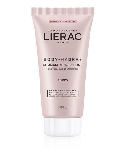 LIERAC BODY-HYDRA+ Mikropeeling - 50 ml