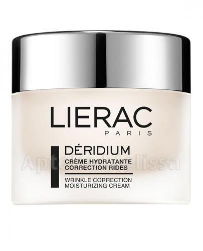 LIERAC DERIDIUM Krem przeciw starzeniu sie skóry dla cery normalnej i mieszanej - 50 ml - Apteka internetowa Melissa