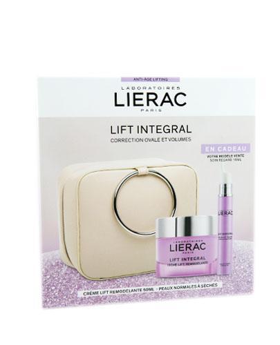 LIERAC LIFT INTEGRAL ZESTAW Modelujący krem liftingujący + Serum wokół oczu - 50 ml + 15 ml - Apteka internetowa Melissa