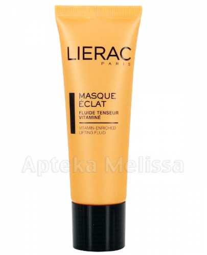 LIERAC MASQUE ECLAT Maska rozświetlająca - 50 ml  - Apteka internetowa Melissa