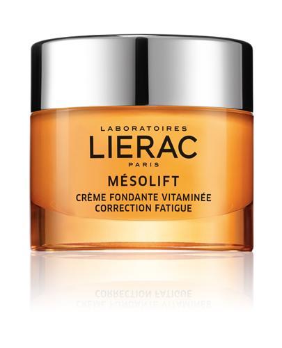 LIERAC MESOLIFT CREME Rozświetlający krem redukujący zmęczenie skóry - 50 ml - Apteka internetowa Melissa