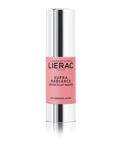 LIERAC SUPRA RADIANCE Rozświetlające serum pod oczy - 15 ml
