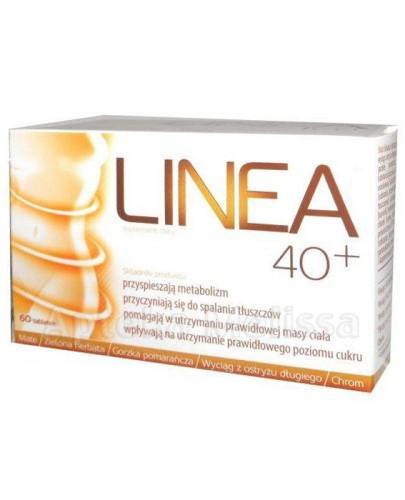 LINEA 40+ - 60 tabl.