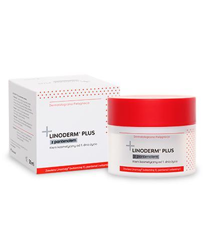 LINODERM PLUS z pantenolem krem - 50 ml - Drogeria Melissa