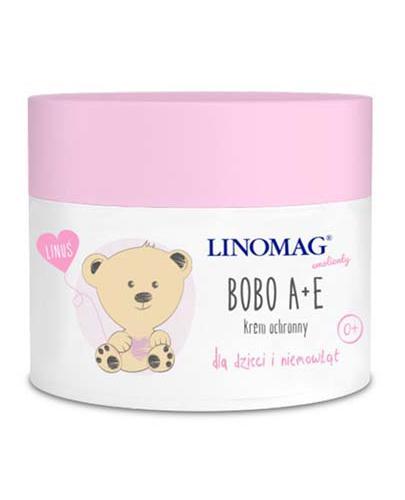 LINOMAG BOBO A+E Krem - 50 ml - Drogeria Melissa