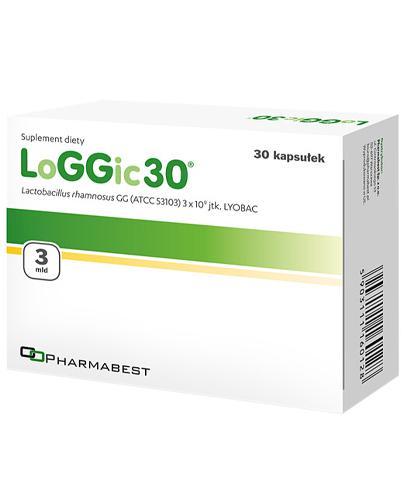 LOGGIC 30 - 30 kaps.