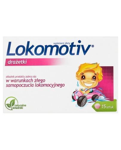 LOKOMOTIV - 15 draż. Bezpieczna podróż bez skutków ubocznych.