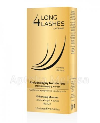 LONG 4 LASHES Pielęgnacyjny tusz do rzęs przyspieszający wzrost - 10 ml