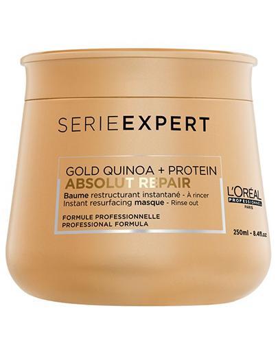 L'Oréal Professionnel Paris Expert Absolut Repair Gold Maska do włosów bardzo zniszczonych - 250 ml - cena, opinie, stosowanie - Apteka internetowa Melissa