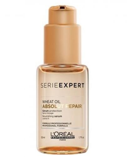 L'Oréal Professionnel Paris Expert Absolut Repair Gold Serum ochronne do włosów zniszczonych - 50 ml - cena, opinie, stosowanie - Apteka internetowa Melissa