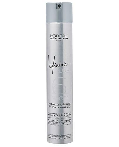 L'Oréal Professionnel Paris Infinium Pure 6 Profesjonalny lakier do włosów Extra-Strong - 500 ml - cena, opinie, właściwości - Apteka internetowa Melissa