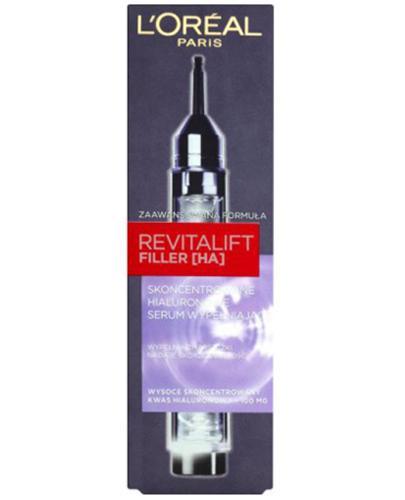 L'OREAL REVITALIFT FILLER [HA] Skoncentrowane hialuronowe serum wypełniające - 16 ml